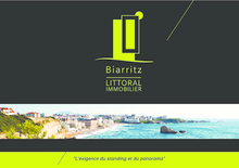 BIARRITZ LITTORAL IMMOBILIER N°1