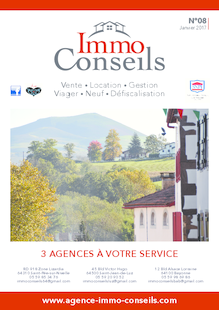 IMMO CONSEILS N°8 - Janvier 2017