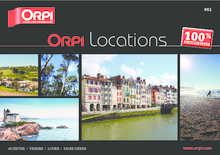 ORPI LOCATIONS PAYS BASQUE - N°1