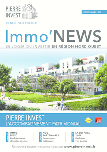 IMMO'NEWS - NORD-OUEST - Mars 2018