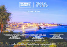 COLDWELL BANKER - GLOBAL LUXURY - CARRE OUEST