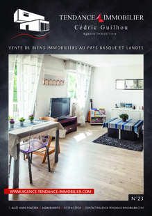 TENDANCE IMMOBILIER N°23 - Septembre 2018