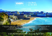 COLDWELL BANKER - GLOBAL LUXURY - CARRÉ OUEST - Mai 2019