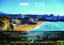 COLDWELL BANKER - GLOBAL LUXURY - CARRÉ OUEST - Août 2019